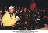 Andre Harrell Photo -  Phat Farm Fashion Show at the Puck Building in NYC 040999 Russell Simmons Andre Harrell Sean Puffy Combs and Rev Run Photo by Rick Macklergobe Photos Inc