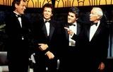 Johnny Carson Photo - The Tonight Show with Johnny Carson David Letterman Gary Shandling Jay Leno and Johnny Carson Photo Globe Photos Inc 1993 Edmcmahonretro
