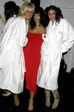 Ashley Paige Photo - Backstage at the Ashley Paige Springsummer Collection Show -Mercedes Benz Spring 2005 Fashion Week Smashbox Studios Culver City CA 10272004 Photo by Clinton H WallaceipolGlobe Photos Inc 2004 Kimberly Stewart Bai Ling and Caroline Damore