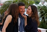Marine Vacth Photo - Francois Ozon Marine Vacth Graldine Pailhas Jeune  Jolie Photocall on the 66th Cannes Film Festival Cannes France May 16 2013 Roger Harvey Photo by Roger Harvey - Globe Photos Inc