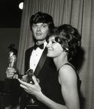 Michael Sarrazin Photo - Michael Sarrazin and Katharine Ross Stars of Tomorrow Awards Photo Nate CutlerGlobe Photos Inc