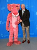 PINK PANTHER Photo - Pink Panther  Steve Martin Actor attends the Photocall For the Pink Panther 2 at the Berlin Grand Hyatt Hotel During the 59th Berlin International Film Festival 2009 Photo by Dave Gadd-allstar-Globe Phtos Inc 2009