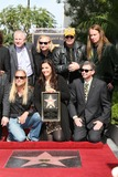 Alex Orbi Orbison Photo - I14552CHW  Rock And Roll Legend Roy Orbison Honored Posthumously With Star On The Hollywood Walk Of Fame 1750 N Vine At Capitol Records Hollywood CA01292010  DAN AYKROYD POSING WITH BARBARA ORBISON ALEX ORBI ORBISON AND ORBISON FAMILY MEMBERS  Photo Clinton H Wallace-Photomundo-Globe Photos Inc 2010  I15100CHW