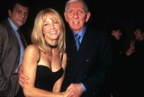 Aaron Spelling Photo - Fox Television Party Perinos Restaurant Los Angeles Aaron Spelling and Heather Locklear Photo by Tammie Arroyo-ipol-Globe Photos Inc