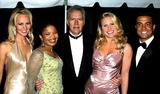 Alex Trebek Photo - The National Television Academy Presents the 30th Annual Daytime Emmy Awards Friday May 16 2003 Radio City Music Hall NYC Alextrebek and Jeopardy Clew Crew - Syn Network Photo Byanthony G MooreGlobe Photos Inc 2003