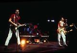 Joe Strummer Photo - the Clash in Concert in Vienna Austria 10-1981 Photo by Felix Zeitlhofer-pr-Globe Photos Mick Jones Joe Strummer