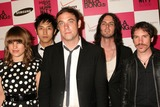 Airborne Toxic Event Photo - Billabong USA 3rd Annual Design For Humanity Event Avalon Hollywood CA 061709 the Airborne Toxic Event - L-r - Anna Bulbrook Steven Chen Mikel Jollett Noah Harmon and Daren Taylor Photo Clinton H Wallace-photomundo-Globe Photos Inc