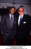 Andre Harrell Photo - 041399 Arista Party For Whitney Houston at Cipriani in NYC Andre Harrell and Clive Davis Photo by Walter WeissmanGlobe Photos Inc