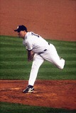Al Leiter Photo - the New York Yankees Vs the Los Angeles Angels Yankee Stadium Bronx New York 10-07-2005 Photo by John Barrett-Globe Photos Inc 2005 AL Leiter