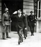 Adolf Hitler Photo - Adolf Hitler After Being Nominated As Chancellor 1933 Ipol ArchiveipolGlobe Photos Inc