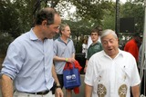 Eliot Spitzer Photo - Annual West Indian Day Parade Marches Down Eastern Parkway in Brooklyn NY Bruce Cotler 2013 Eliot Spitzer  Brooklyn Boro President Marty Markowitz Photo by Bruce Cotler- Globe Photos Inc
