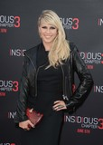 Jodie Sweetin Photo - Jodie Sweetin attending the Los Angeles Premiere of Insidious Chapter 3 Held at the Tcl Chinese Theatre in Hollywood California on June 4 2015 Photo by D Long- Globe Photos Inc