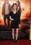 Ashley Hinshaw Photo - Ashley Hinshaw attending the Los Angeles Premiere of American Ultra Held at the Ace Hotel in Los Angeles California on August 18 2015 Photo by D Long- Globe Photos Inc