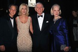Aaron Spelling Photo - Aaron Spelling with Family Randy Spelling Tori Spelling and Wife Candy Spelling Photo by Phil Roach-ipol-Globe Photos Inc