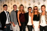 Adamo Ruggiero Photo - Celebrity Guests Join the Ns 5th Anniversary Celebration at Marquee Neew York City 06-18-2007 Mike Lobel Shane Kippel Miriam Mcdonald Adamo Ruggiero Lauren Collins and Stacy Farbe Photo by John B Zissel- Globe Photos Inc