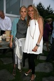 Anne Jones Photo - Gods Love We Deliver Midsummer Night Drinks Benefit at the Home of Elie and Rory Tahari Sagaponack NY June 14 08 Photos by Sonia Moskowitz Globe Photos Inc 2008 Ann Jones and Tory Burch
