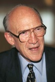 Alan Simpson Photo - Exbtn Kennedy Center 06-19-1996 Photo James M Kelly-Globe Photos Inc 1996 Senator Alan Simpson