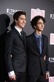 Alex Wolff Photo - Nat Wolff and Alex Wolff Attend the New York Premiere of the Intern the Ziegfield Theater NYC September 21 2015 Photos by Sonia Moskowitz Globe Photos Inc