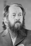 Jeff Taylor Photo - Alexander Solzhenitsyn Photo by Jeff Taylor-Globe Photos Inc