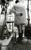 Jackie Gleason Photo - Jackie Gleason on Set of papas Delicate Condition 1962 Willam R WoodfieldGlobe Photos Inc