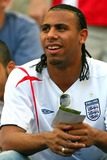 Anton Ferdinand Photo - England Vs Paraguay Frankfurt Germany 06-10-2006 Photo by Stewart Kendall-allstar-Globe Photos Inc 2006 Anton Ferdinand in the Crowd