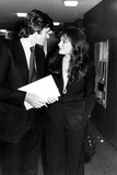 Jacqueline Bisset Photo - Jacqueline Bisset and Michael Sarrazin at the Day Into Night Preview 10171973 1970s Phil RoachipolGlobe Photos Inc