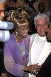 Lionel Hampton Photo - Grand Opening of Tito Puentes Restaurant 072595 Celia Cruz with Tito Puente and Lionel Hampton Photo by John BarrettGlobe Photos Inc Celiacruzretro