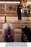 Carroll OConnor Photo - K22223MRMary Reynolds performs Oh Danny Boy during the funeral for actor Carroll OConnor at the St Paul the Apostle Roman Catholic Church in Los Angeles  on Tuesday June 26 2001  The 76-year-old actor died Thursday following a heart attack PHOTO BY AP PhotoDamian Dovarganes PoolGLOBE PHOTOSINC