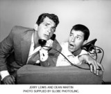 Dean Martin Photo - Jerry Lewis and Dean Martin Photo Supplied by Globe Photosinc