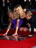 Ava Phillippe Photo - Ava Phillippe Reese Witherspoon Deacon Phillippe Actress and Her Children Reese Witherspoon Honored with a Star on the Hollywood Walk of Fame in Hollywood  California 12-01-2010 Photo by Graham Whitby Boot-allstar-Globe Photos Inc