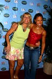 Alicia Calaway Photo - Survivor Contest Where One of the Survivor Castaways Will Win an Additional 1000000 Madison Square Garden New York City 05132004 Photo Rick Mackler  Rangefinders  Globe Photos Inc 2004 Alicia Calaway and Kathy Vavrick-obrien