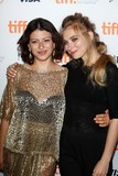Alias Photo - Actresses Alia Shawkat (L) and Imogen Poots Attend the Premiere of the Green Room During the 40th Toronto International Film Festival Tiff at Ryerson Theatre in Toronto Canada on 10 September 2015 Photo Alec Michael