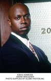 Andre Braugher Photo -  Homicide Andre Braugher Photo Supplied by Globe Photosinc