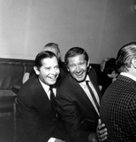 Jan Murray Photo - Milton Berle and Jan Murray d942-17 Nate CutlerGlobe Photos Inc
