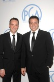 Dana Brunetti Photo - Dana Brunetti and Michael De Luca During the 22nd Annual Producers Guild of America Awards Held at the Beverly Hilton Hotel on January 22 2011 in Beverly Hills California photo Michael Germana - Globe Photos Inc 2011