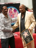 Ike Turner Photo - Ike Turner and John Singleton - Director John Singleton Was Honored with the 2234th Star on the Hollywood Walk of Fame - Hollywood CA - 8262003 - Photo by Nina PrommerGlobe Photos Inc2003