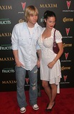Ashley Angel Photo - Maxim Hot 100 Party - Arrivals Buddah Bar-nyc 051706 Ashley Angel Ashleys Wife Photo Byjohn B Zissel-ipol-Globe Photos Inc 2006