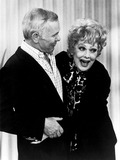 Johnny Carson Photo - Johnny Carson and Lucille Ball Supplied by Globe Photos Inc Lucilleballobit