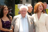 Lee Purcell Photo - Legendary Actor Charles Durning Honored with Star on Thehollywood Walk of Fame 6504 Hollywood Blvd Hollywood CA 073108 Charles Durning and Daughter Anita Gregory - Writerproducer with Lee Purcell Photo Clinton H Wallace-photomundo-Globe Photos Inc