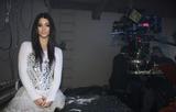 Fivel Stewart Photo - Fivel Stewart on set for music video shoot of 5Ls song Freak